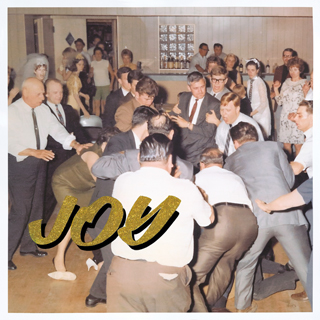 joy as an act of resistance idles album review cover