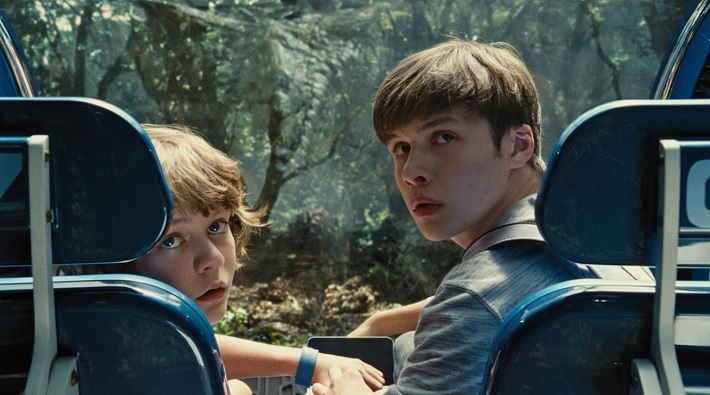 jurassic world film review kids