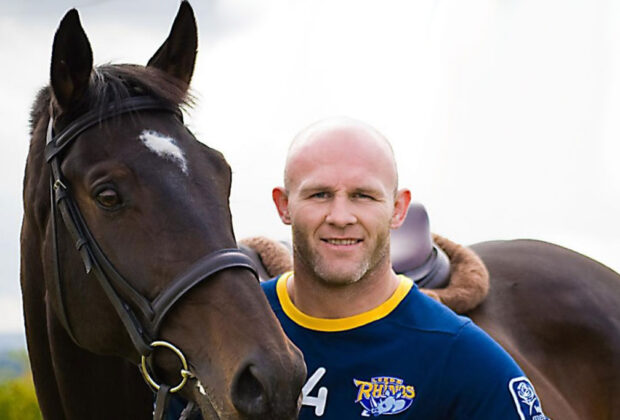 keith senior interview main with horse
