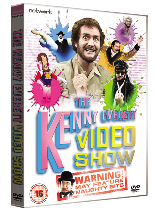 kenny everett video show tv review cover