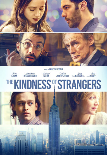 kindness of strangers film review cover