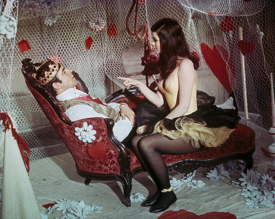 king of hearts film review dvd 60s