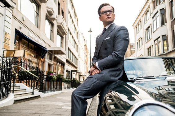 kingsman the golden circle film review car
