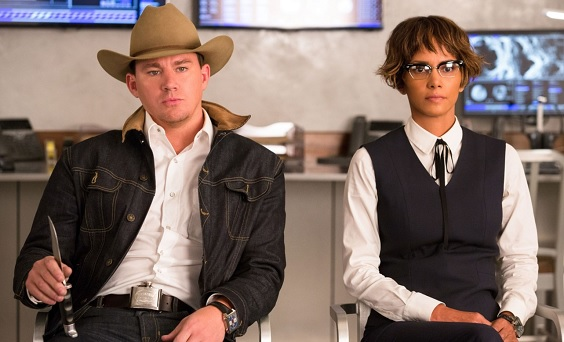 kingsman the golden circle film review halle berry
