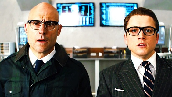 kingsman the golden circle film review movie