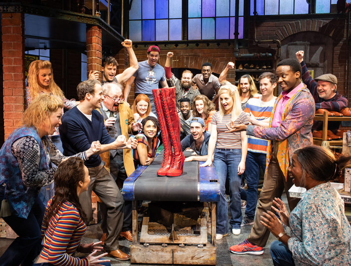 kinky boots review bradford alhambra october 2019 cast