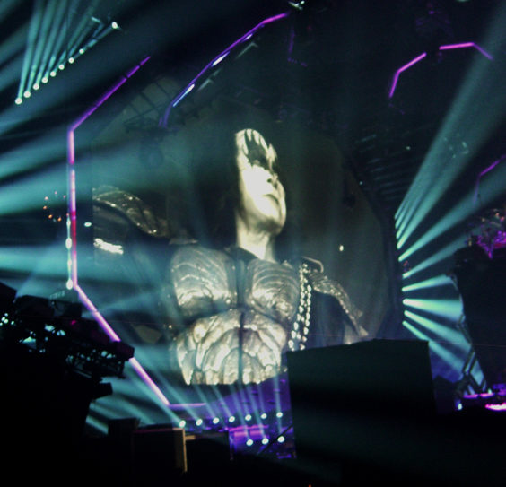 kiss live review newcastle arena july 2019 final