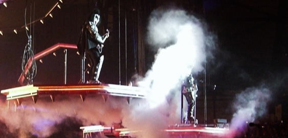 kiss live review newcastle arena july 2019 main