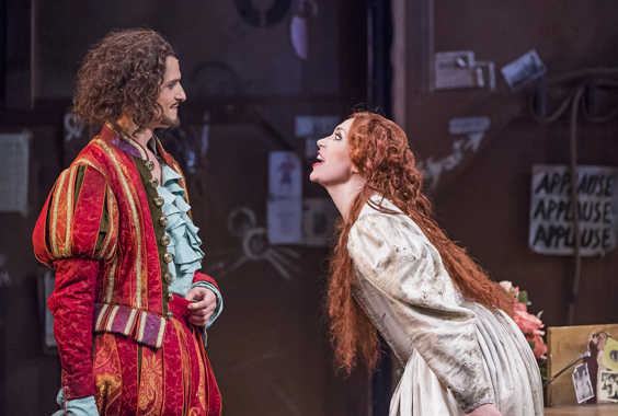 kiss me kate review leeds grand theatre may 2018 show