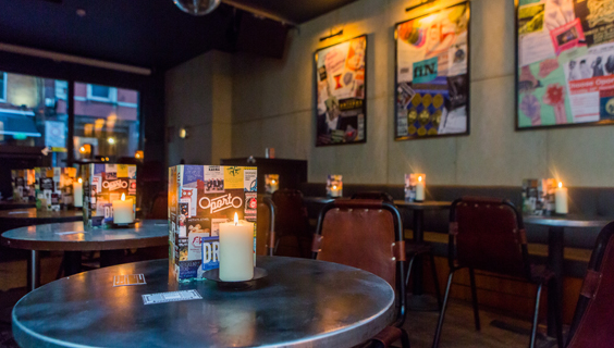 knave's kitchen at oporto in leeds restaurant review interior