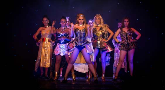 ladyboys of bangkok theatre review live show wakefield