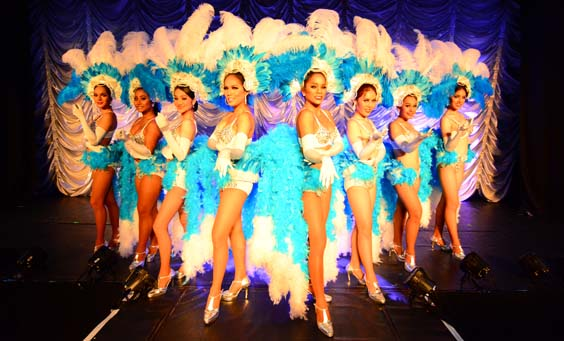 ladyboys of bangkok theatre review wakefield theatre royal feathers