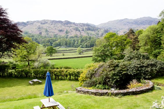 lancrigg hotel grasmere review view