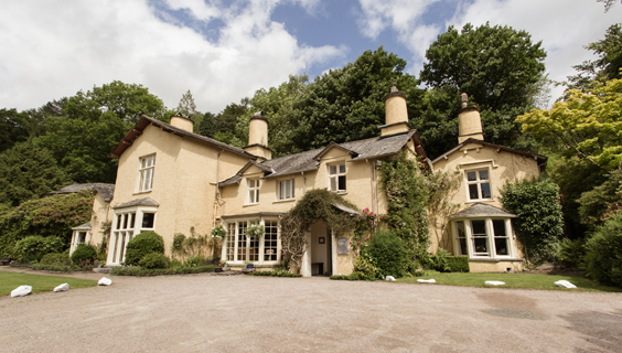 lancrigg hotel review grasmere lake district exterior