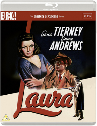 laura (1944) film review bluray cover
