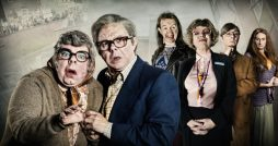 league of gentleman live review sheffield arena september 2018 main