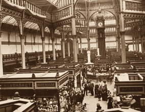 leeds kirkgate market history the story of old photo