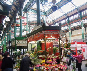 leeds kirkgate market history the story of