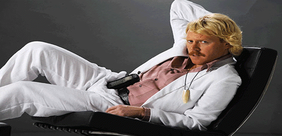 leign francis as keith lemon reclining