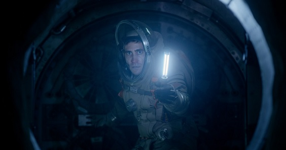 life film review astronaut