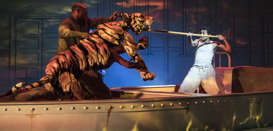life of pi review sheffield crucible july 2019 review main