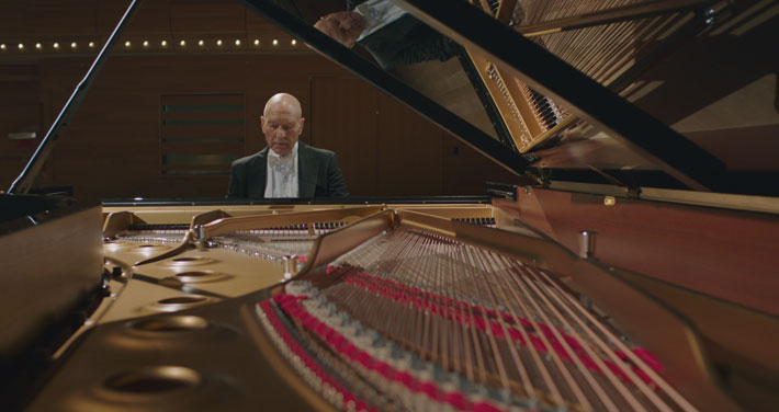 life with music film review patrick stewart
