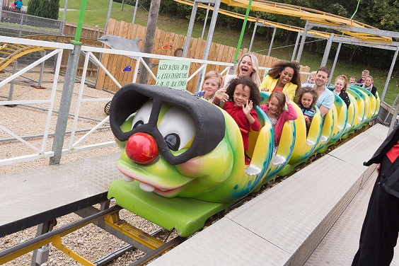 lightwater valley 2017 review The Little Dipper