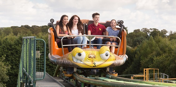 lightwater valley 2017 review twister