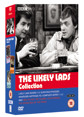 likely lads collection dvd review cover