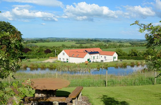 lincolnshire wolds travel review GREETHAM RETREAT HOLIDAy
