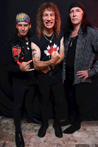lips from anvil interview 2018 rock