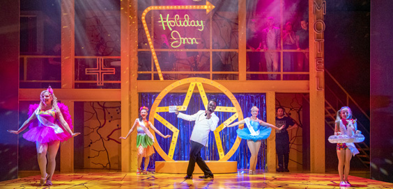 little miss sunshine review bradford alhambra june 2019 company
