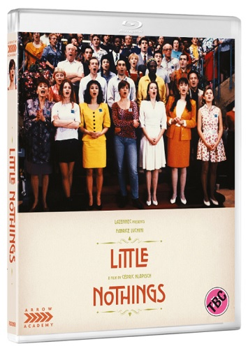 little nothings film review cover