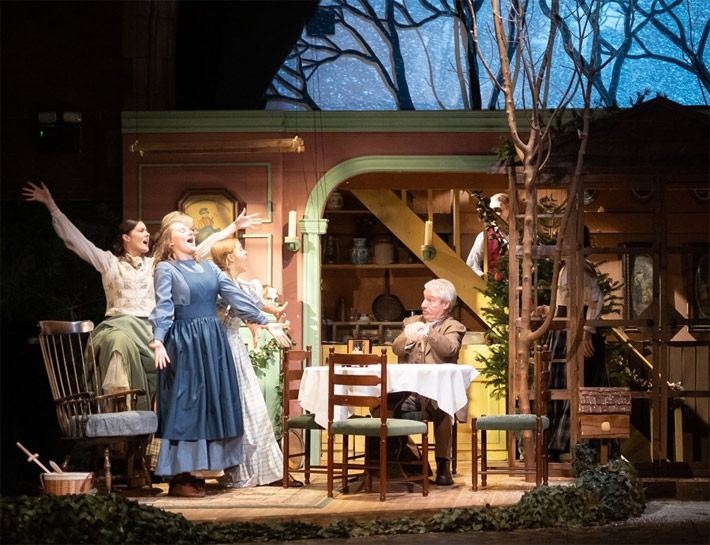 little women review east riding theatre december 2019 play