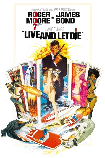 live and let die film review poster