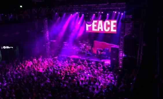 live at leeds 2018 review peace o2 academy