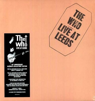 live at leeds 40th anniversary the who album review cover