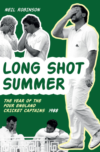 long shot summer neil robinson book review cover