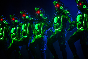 lord of the dance dangerous games review bradford alhambra cyborgs