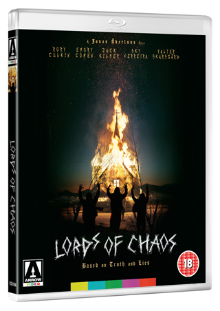 lords of chaos film review cover