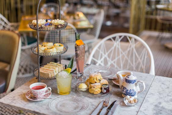 lost and found afternoon tea leeds review