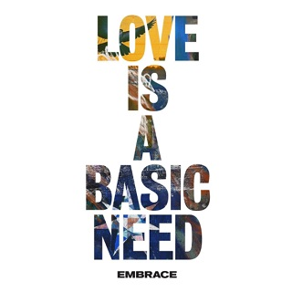 love is a basic need embrace album review cover