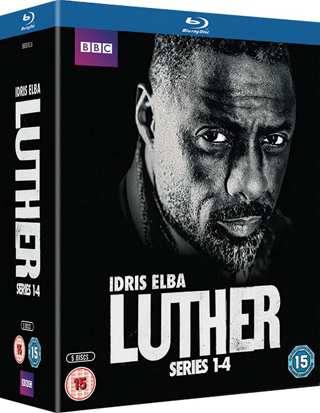 luther series 1-4 review dvd cover