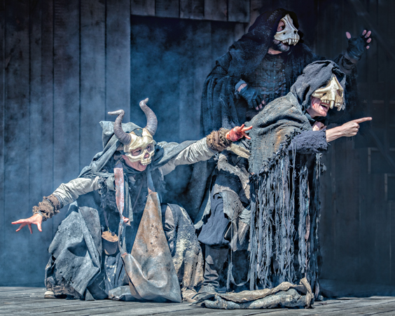 macbeth review shakespeares rose theatre august 2018 2
