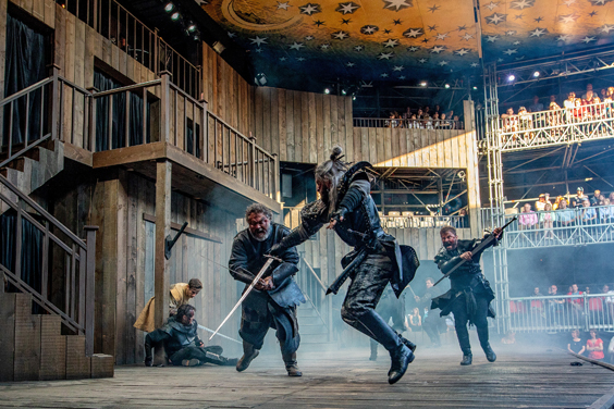 macbeth review shakespeares rose theatre august 2018 3