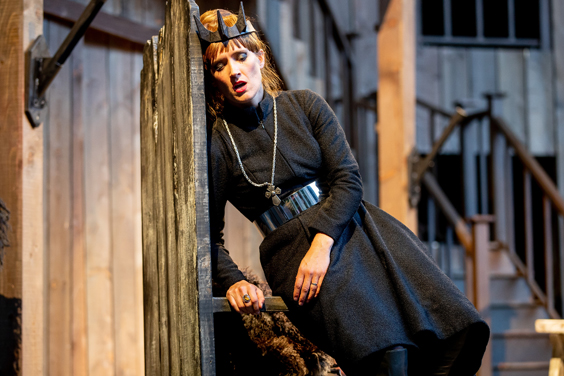 macbeth review shakespeares rose theatre august 2018 4
