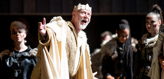 macbeth review shakespeares rose theatre august 2018 5
