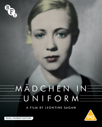madchen in uniform film review cover