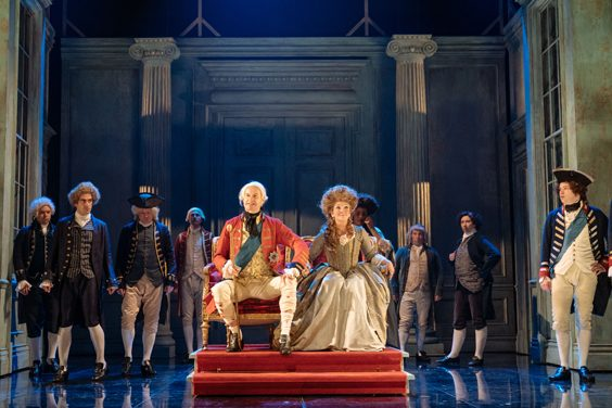 madness of george iii review junction goole november 2018 cast