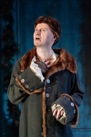 madness of george iii review junction goole november 2018 mark gatiss